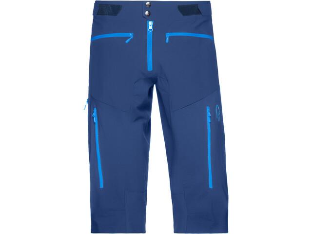 Norrøna Fjørå Flex1 Cykelbukser Herrer blå